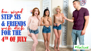 Take Your Fun Sized Sister And Her Friends To The Amusement Park For Fourth Of July